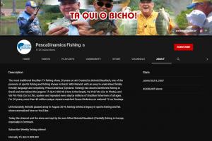 Pesca Dinâmica YouTube Channel